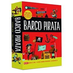 BARCO PIRATA, CONSTRUYE TU BARCO PIRATA