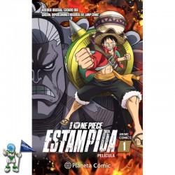 ONE PIECE ESTAMPIDA, PELÍCULA, ANIME COMIC Nº 01