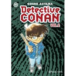 DETECTIVE CONAN II Nº91