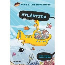 AGUS Y LOS MONSTRUOS 20, ATLÁNTIDA