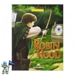 ROBIN HOOD, ILLUSTRATED READERS