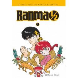 RANMA 1/2 Nº02/19