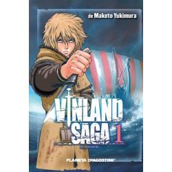 VINLAND SAGA Nº01