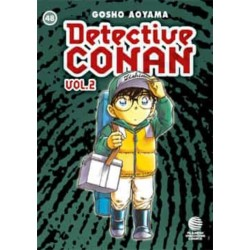 DETECTIVE CONAN II Nº48