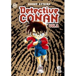 DETECTIVE CONAN II Nº43