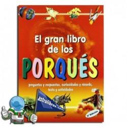 El gran libro de los PORQUÉS.