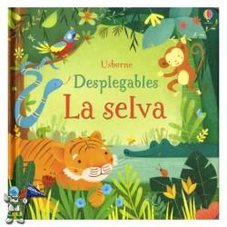 LA SELVA | DESPLEGABLE POP-UP