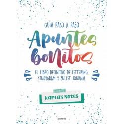 APUNTES BONITOS, GUÍA PASO A PASO DE LETTERING, STUDYGRAM Y BULLET JOURNAL