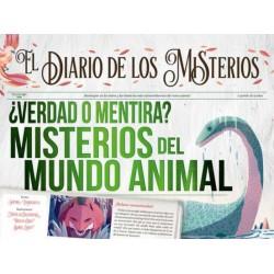 ¿VERDAD O MENTIRA? MISTERIOS DEL MUNDO ANIMAL