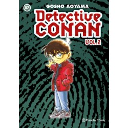 DETECTIVE CONAN II Nº87