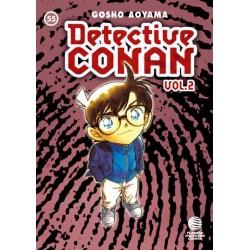 DETECTIVE CONAN II Nº55