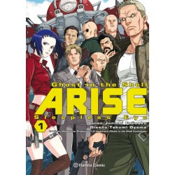 GHOST IN THE SHELL ARISE Nº01/07