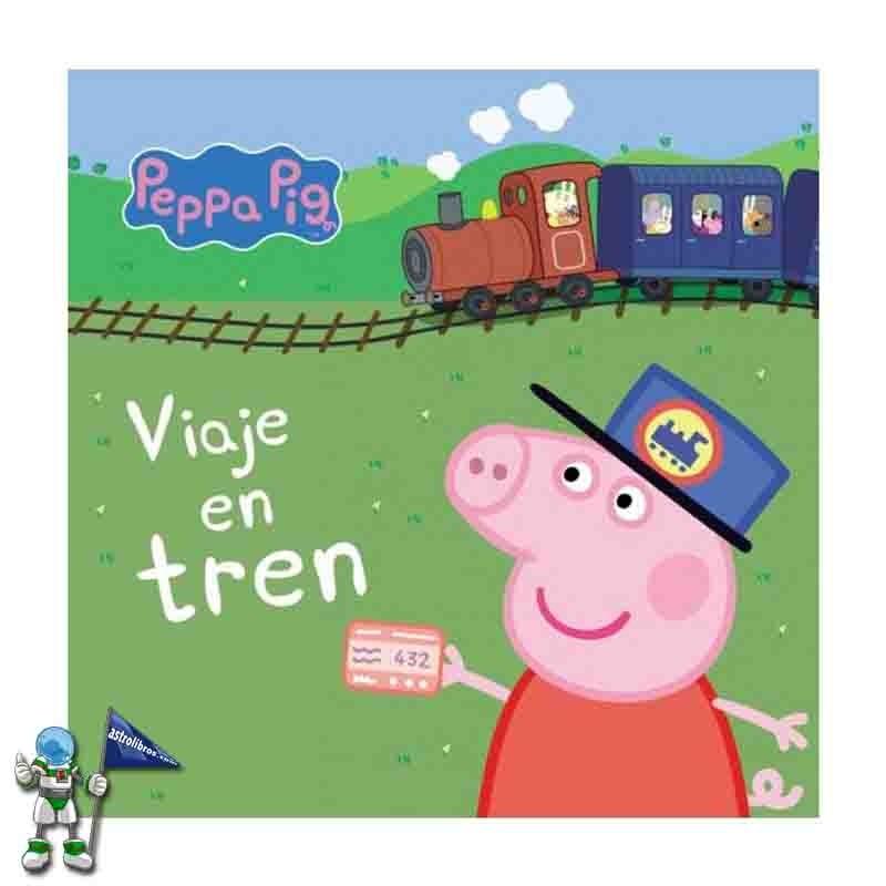 PEPPA PIG VIAJE EN TREN