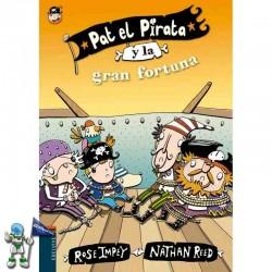 PAT EL PIRATA Y LA GRAN FORTUNA , PAT EL PIRATA 6