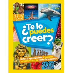 ¿TE LO PUEDES CREER? NATIONAL GEOGRAPHIC KIDS