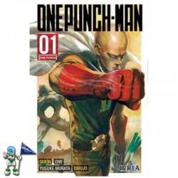 ONE PUNCH-MAN 01, CÓMIC