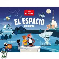 EL ESPACIO EN RELIEVE, LIBRO POP-UP