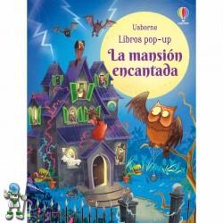 LA MANSIÓN ENCANTADA , LIBRO POP-UP