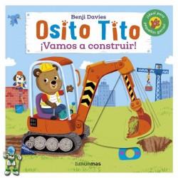 OSITO TITO ¡VAMOS A CONSTRUIR!