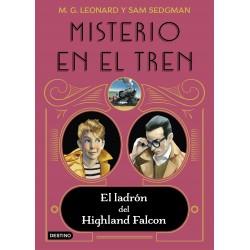 MISTERIO EN EL TREN 1, EL LADRÓN DEL HIGHLAND FALCON