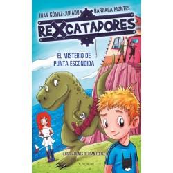 REXCATADORES 1, EL MISTERIO DE PUNTA ESCONDIDA