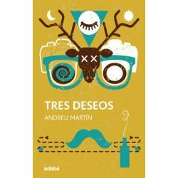 TRES DESEOS, LIBRO JUVENIL