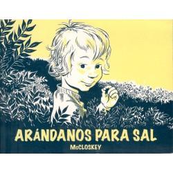 ARÁNDANOS PARA SAL, ÁLBUM ILUSTRADO