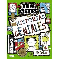 TOM GATES 18, DIEZ HISTORIAS GENIALES