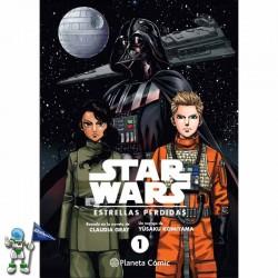 STAR WARS ESTRELLAS PERDIDAS Nº01, CÓMIC MANGA