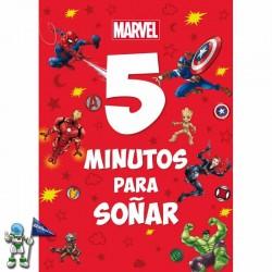 MARVEL, 5 MINUTOS PARA SOÑAR
