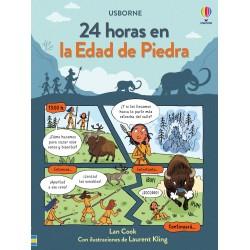 24 HORAS EN LA EDAD DE PIEDRA, CÓMIC USBORNE