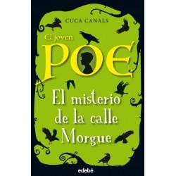 EL JOVEN POE 1, EL MISTERIO DE LA CALLE MORGUE