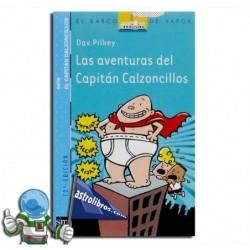 LAS AVENTURAS DEL CAPITÁN CALZONCILLOS , Nº1