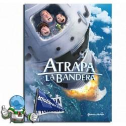 ATRAPA LA BANDERA , LIBRO DE LA PELÍCULA