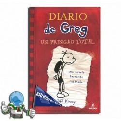 Diario de Greg. Un pringao total. Libro 1. Erderaz