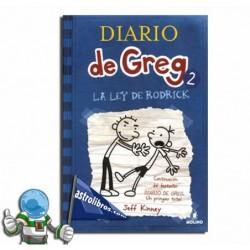 Diario de Greg. La ley de Rodrick. Libro 2. Erderaz