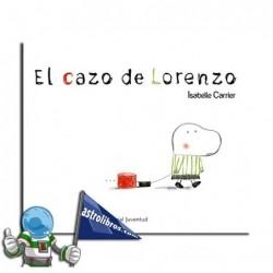 Libro ilustrado. El cazo de Lorenzo