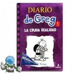 LA CRUDA REALIDAD , DIARIO DE GREG 5