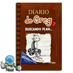BUSCANDO PLAN... , DIARIO DE GREG 7