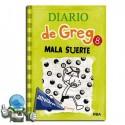Diario de Greg 8. Mala suerte.