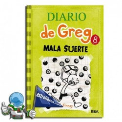 MALA SUERTE , DIARIO DE GREG 8