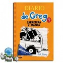 Diario de Greg. Carretera y manta. Libro 9. Erderaz