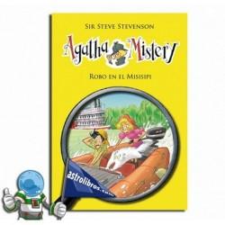 Agatha Mistery  21. Robo en el Misisipi.
