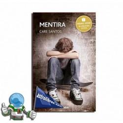 Mentira. Premio Edebé de literatura juvenil 2015.