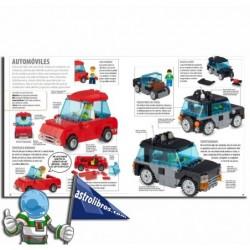 LEGO , EL LIBRO DE LAS IDEAS ¡CONSTRUYE LO QUE QUIERAS!