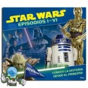 Star Wars Episodios I-VI (Libro)
