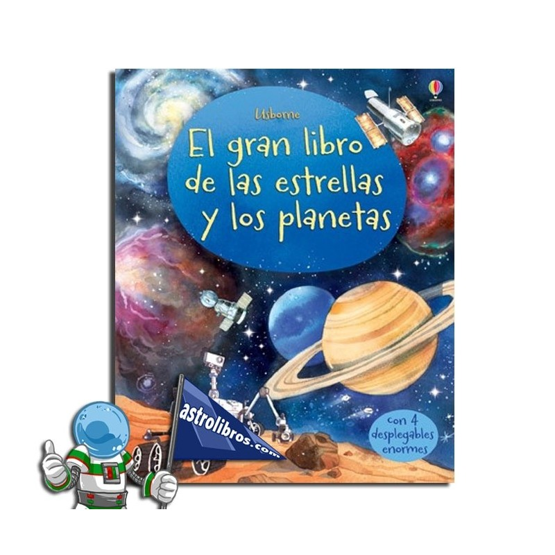 El gran libro de las estrellas y los planetas.