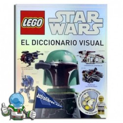 El diccionario visual. Lego. Star wars.