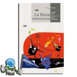 LA FIESTA MONSTRUOSA | PRIMEROS LECTORES