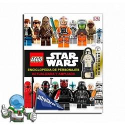 Lego Star Wars. Enciclopedia de personajes. Erderaz.
